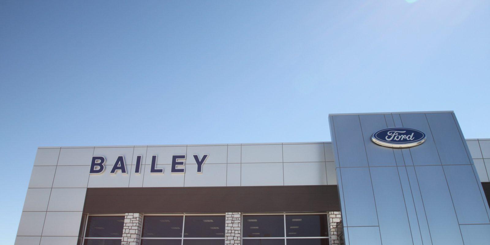 Bailey Auto Plaza Ford
