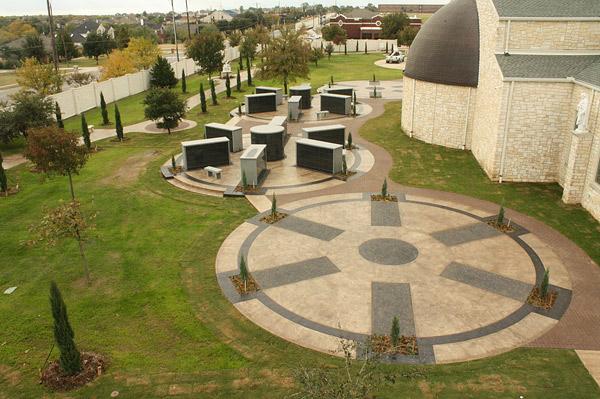 St. Elizabeth Ann Seton Columbarium
